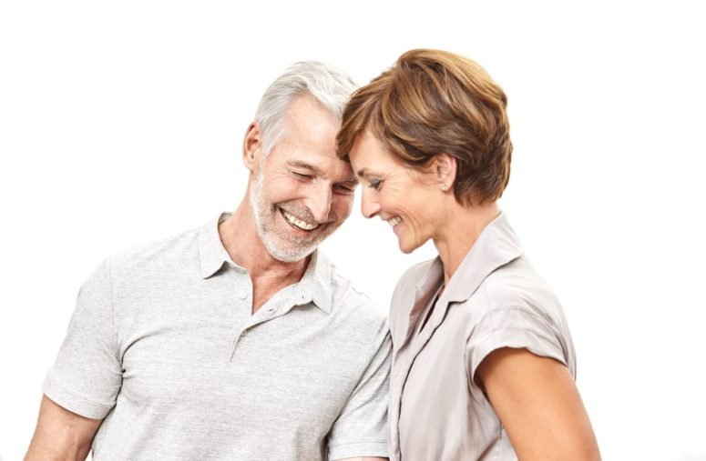 ALTA Check-up happy Paar