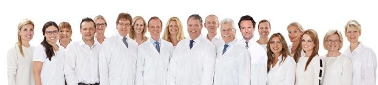 Team der ALTA Klinik